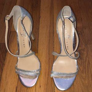 Ivanka Trump Sparkly Heel